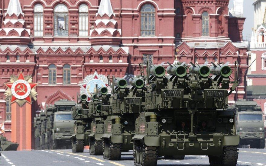 На параде 9 мая в Москве не будет диппредставителя Литвы