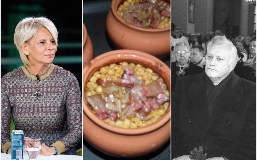 Irena Marozienė apie restoranus nepriklausomybės pradžioje: kava iš majonezo indelių ir Brazausko apsaugininko šūviai virtuvėje