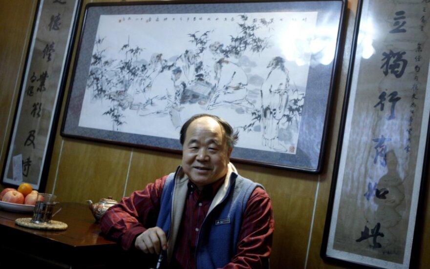 Nobel z literatury powędrował do Chin