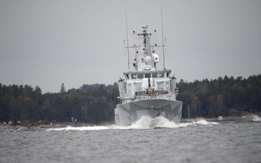 Шведская разведка назвала сигнал бедствия российской подлодки выдумкой