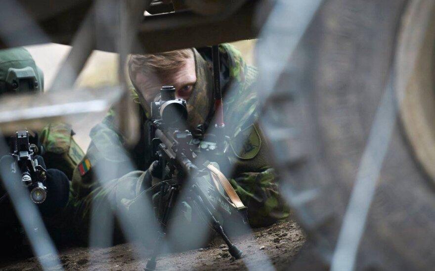 Странам Балтии советуют готовиться к партизанской борьбе против России