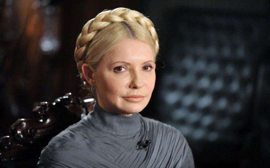 Ukraina: Julia Tymoszenko pilnie potrzebuje operacji