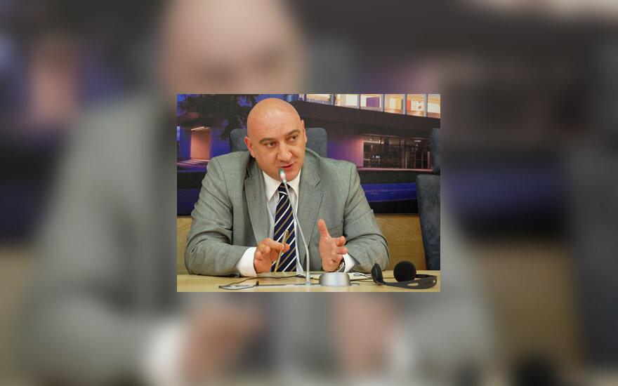 Посол Грузии в Литве Георгий Кердикошвили