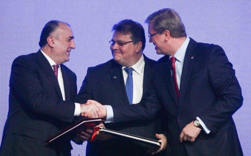 Грузия и Молдова парафировали договоры с ЕС, Украина осталась с пустыми руками