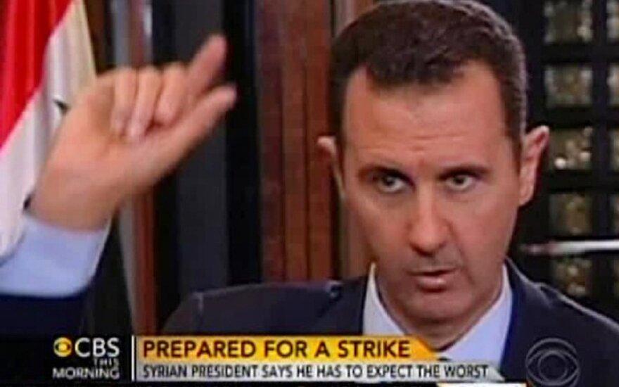 Саудовская Аравия пригрозила президенту Сирии Асаду свержением