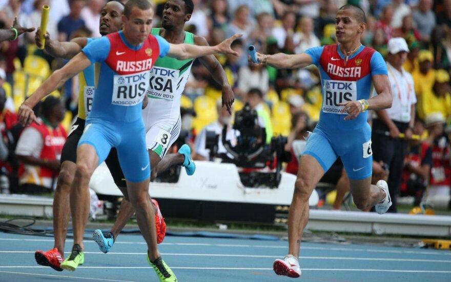 Российский спортсмен отказался вернуть олимпийскую медаль