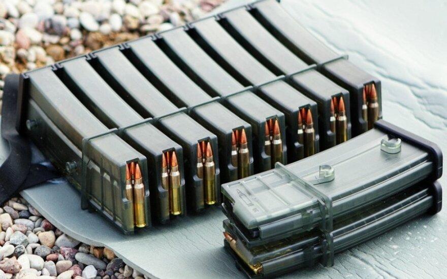 В Литве появится завод по производству боеприпасов