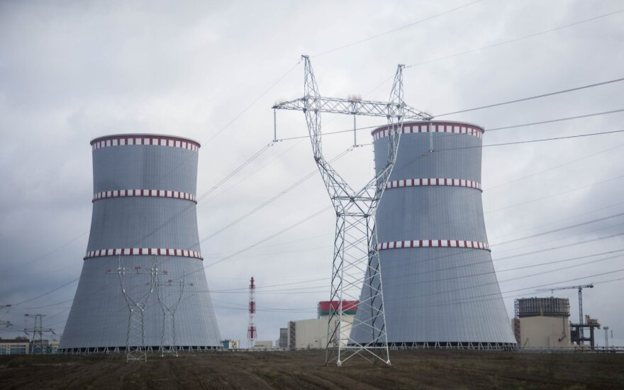 Сейм Литвы – за резолюцию по электроэнергии с БелАЭС