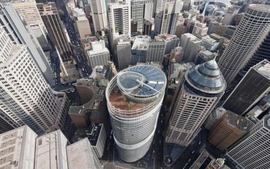 Dangoraižis Sidnėjuje