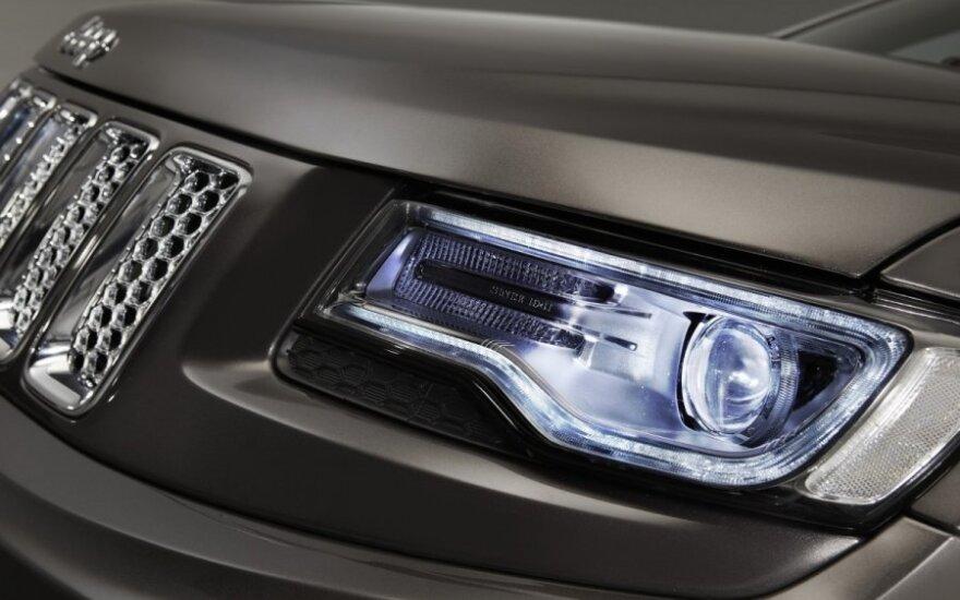Chrysler отзывает 2,7 миллионов внедорожников Jeep