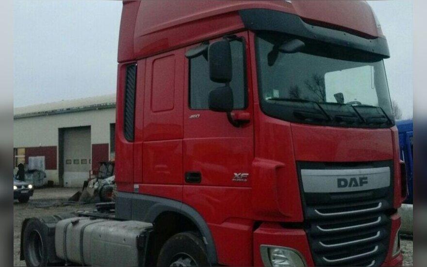 Рост продаж грузовиков в Литве - один из наиболее заметных в ЕС