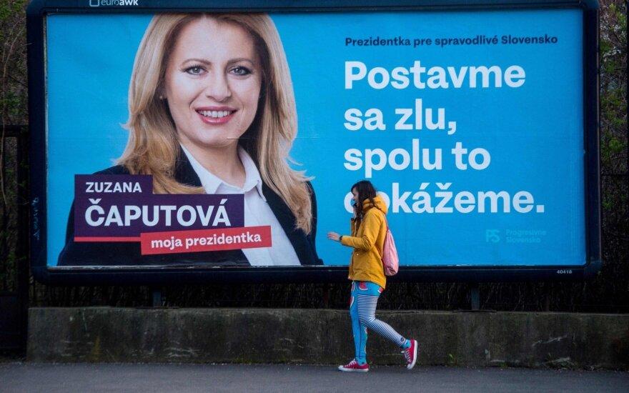 Rinkimai Slovakijoje