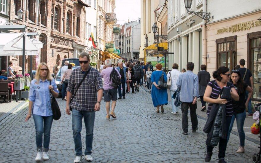 Литва вошла в топ-20 стран у российских туристов