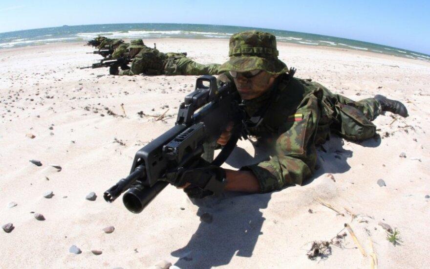 Генерал НАТО: страны Балтии нуждаются в современном оборудовании