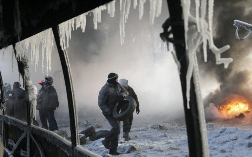 Эстония выделяет 50 000 евро на медпомощь пострадавшим в Украине
