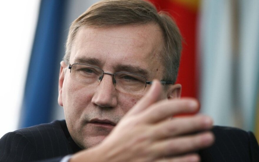 Эстонский министр рассказал о планировании трассы Rail Baltic