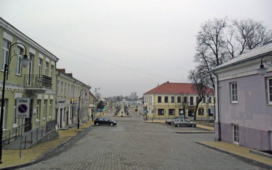 Выяснилось, что порезанная ножом женщина из Укмерге лгала полицейским