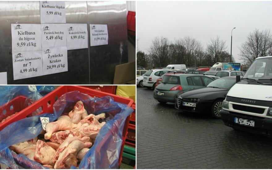 Цены в Литве и Польше: как сэкономить 300 евро