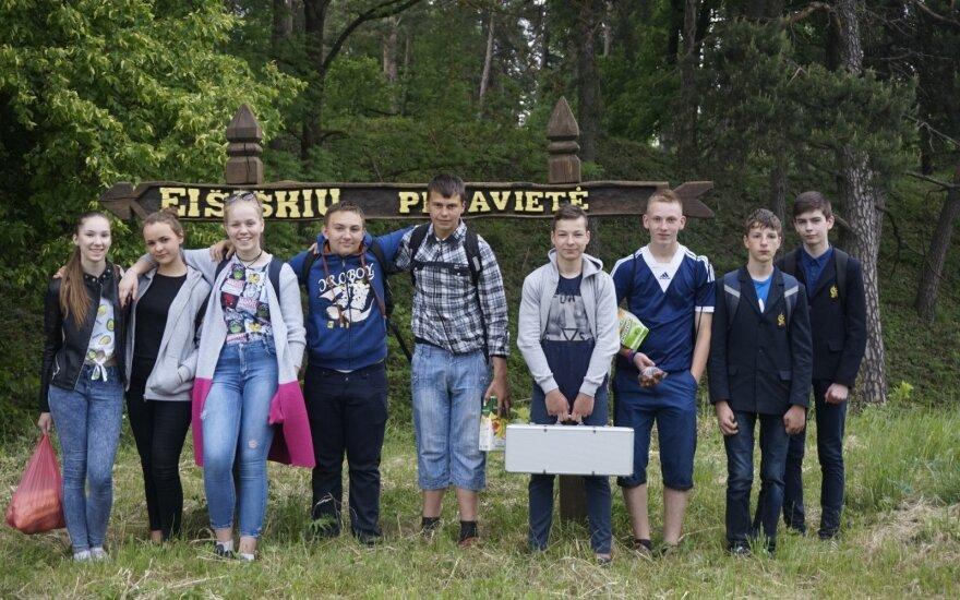 """Проект """"Взгляд в Юго-Восточную Литву"""""""