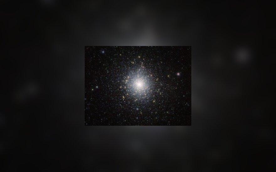 Скопление 47 Тукана. Фото ESO/M.-R. Cioni/VISTA Magellanic Cloud survey