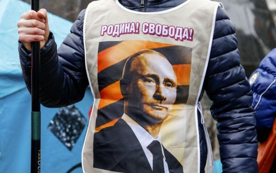 Главы парламентов Литвы, Польши и Украины критикуют референдум в Крыму