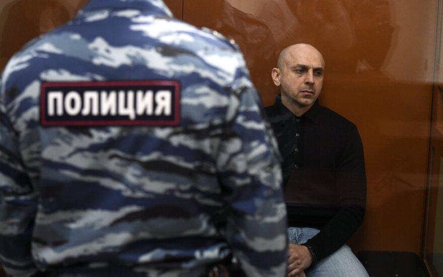 """Обвиняемый по делу """"Норд-Оста"""" Закаев получил 19 лет колонии"""