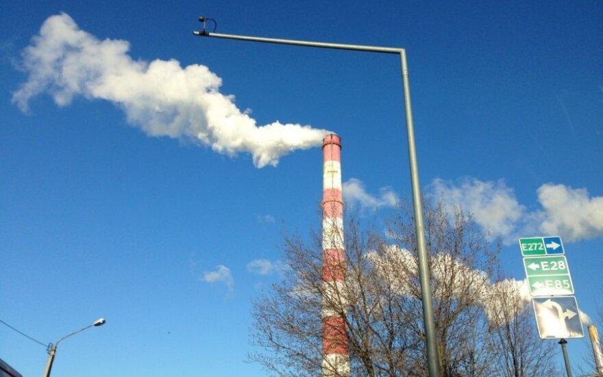 В Каунасе отопление за месяц подорожало на 22%, в Вильнюсе на 13%