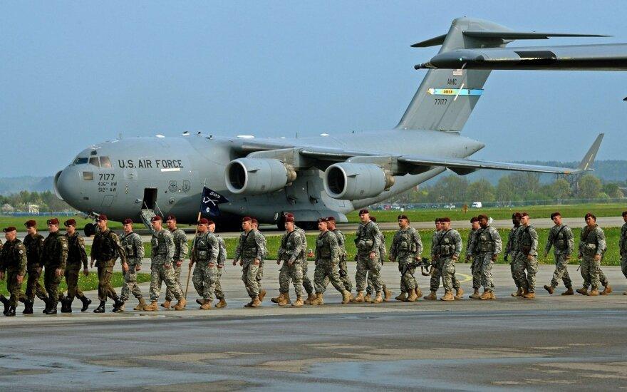 Вершбоу: США может дислоцировать еще одну бригаду военных в Европе