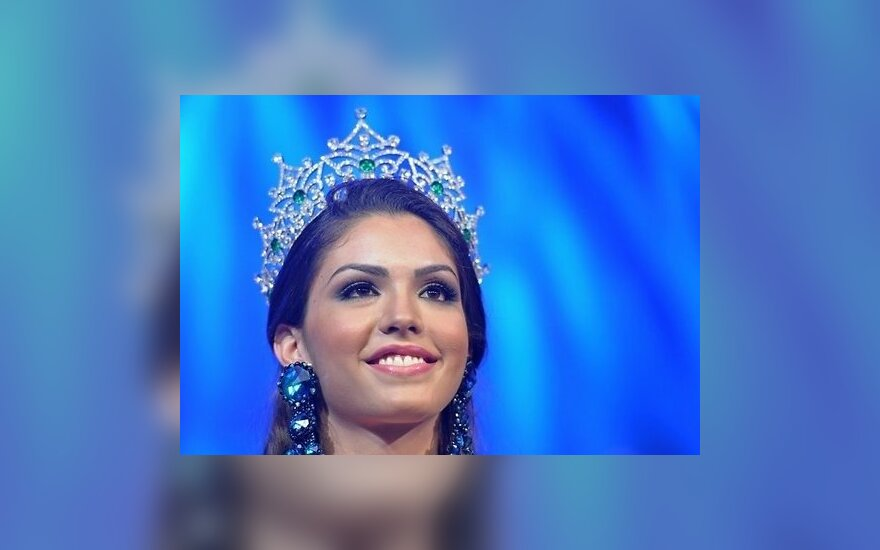 Марсела - победительница конкурса красоты среди трансвеститов
