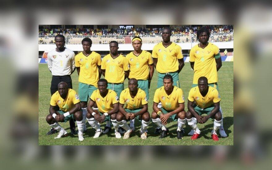 Togo nacionalinė futbolo rinktinė