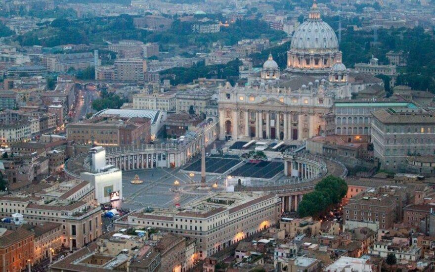 В одном здании разместились отдел Ватикана и гей-сауна
