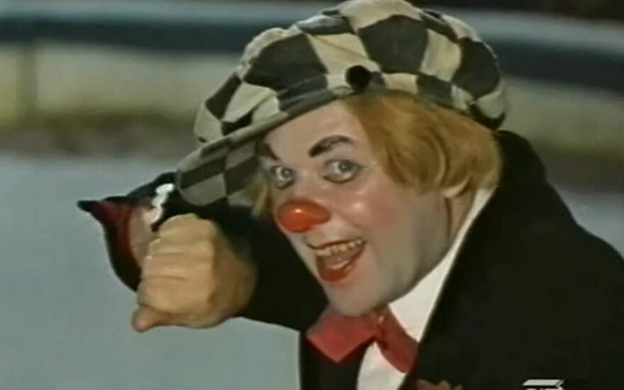 Скончался всемирно известный клоун Олег Попов