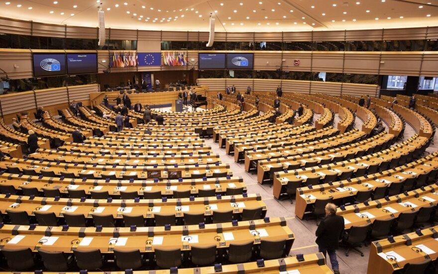 """Европарламент одобрил соглашение по """"Брекзиту"""""""