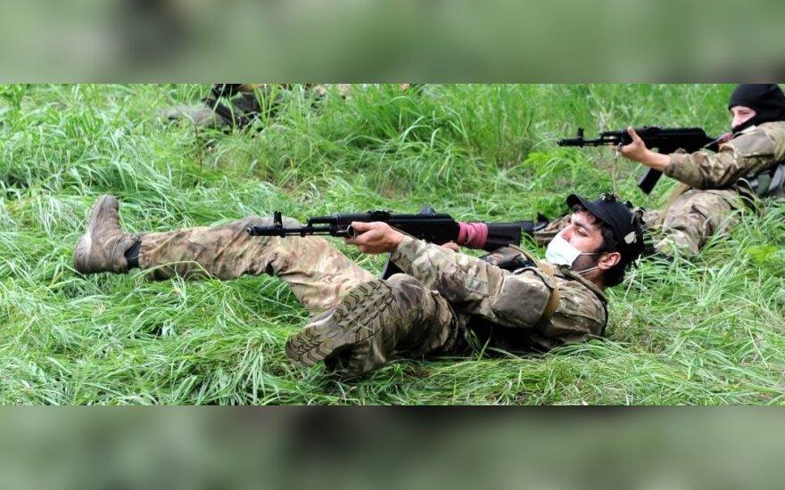 Журналист: в Славянске треть всех террористов - спецназ РФ
