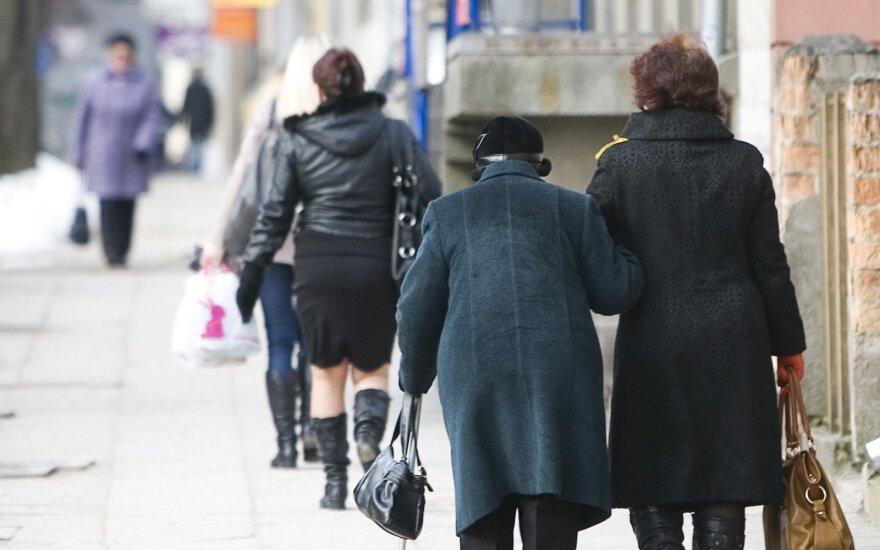 Не все жители Литвы обрадуются, увидев свою пенсию