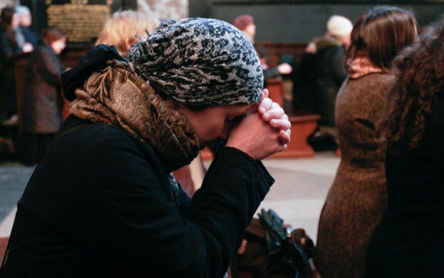 Rozkład nabożeństw po polsku w Niedzielę Wielkanocną w Wilnie