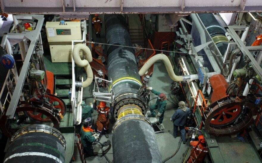 Nord Stream взвесит строительство в Балтийском море еще двух ниток газопровода