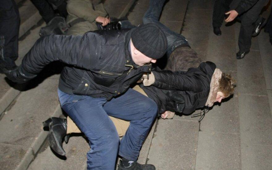 Protestas Minske, 2010 m. gruodžio 19 d.