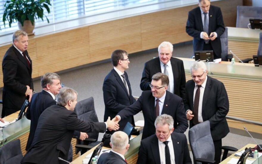 Sejm zatwierdził program rządowy