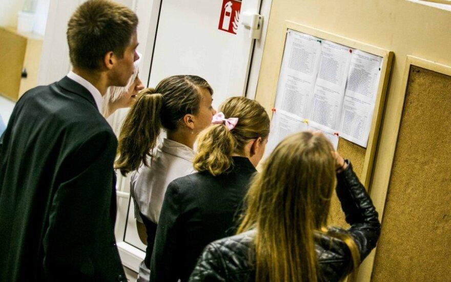 ТОП-100 школ Литвы: русские школы ухудшили свои показатели
