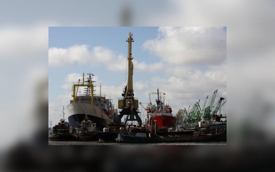 Порт подсчитывает доходы от военного транзита