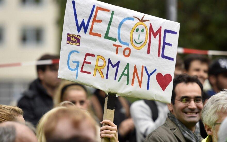 Германия отменит контроль на границах к середине мая