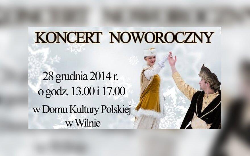 """Koncert noworoczny zespołu """"Wilia"""""""
