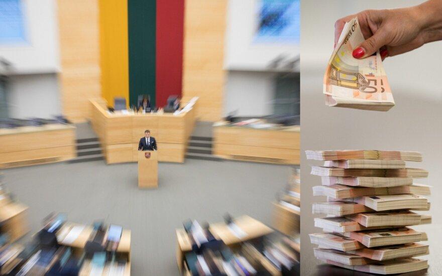 Предложение Финляндии по бюджету ЕС осложнит положение Литвы