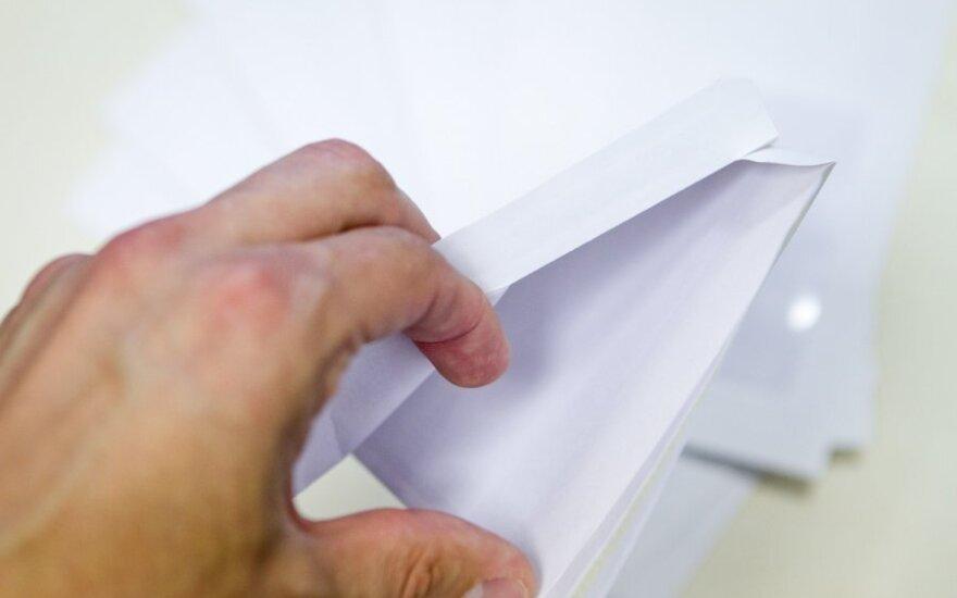 """В """"Новую газету"""" пришло письмо из Грозного с белым порошком"""
