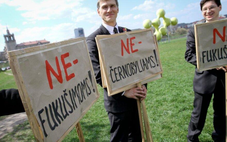 Эксперт: литовцы проголосовали против АЭC, вспомнив о Фукусиме