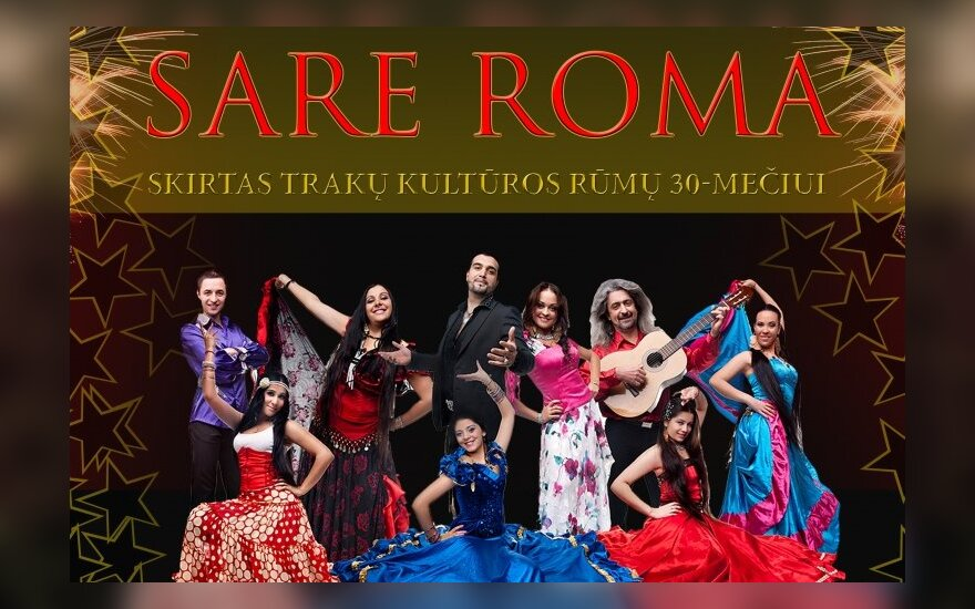 Sare Roma w Trokach
