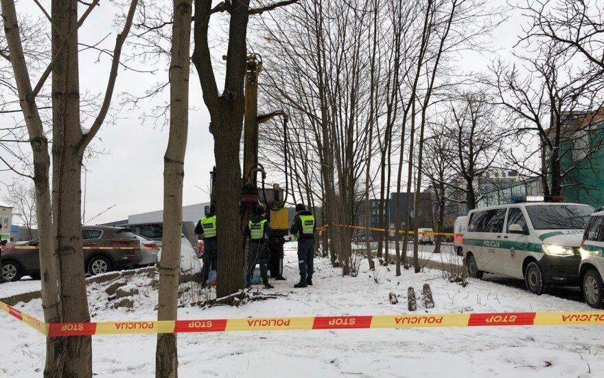 Трагедия в Вильнюсе: во время работы с гидравлической техникой погиб работник
