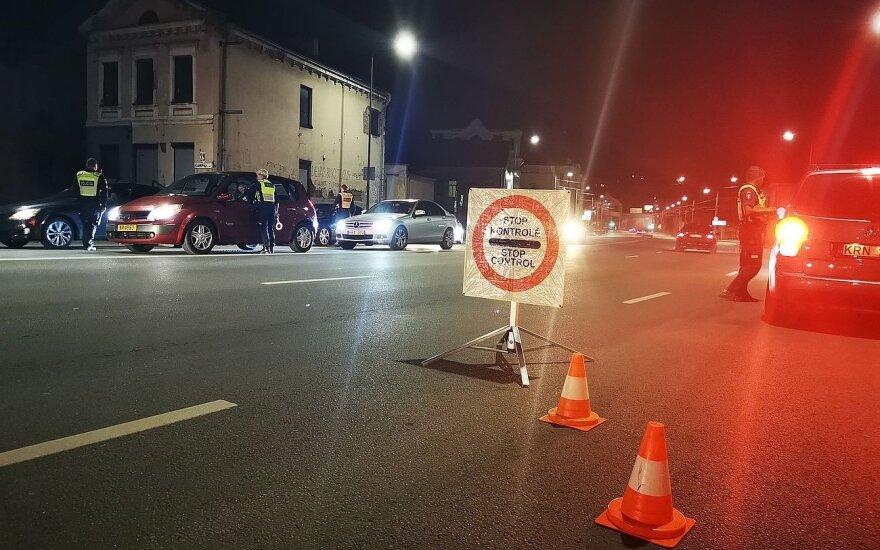 Полицейский рейд: попался и водитель CityBee и молодые водители