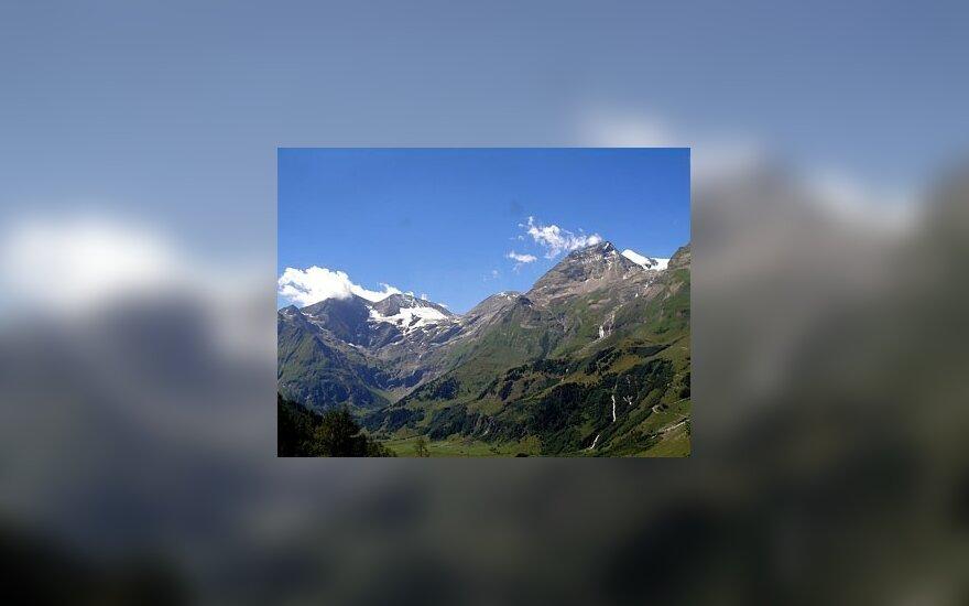 Austrijos Alpės. Skaidrės Raudytes nuotr.